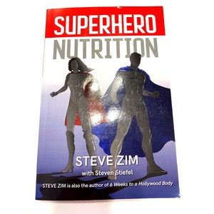 STEVE ZIM | SUPERHERO NUTRITION